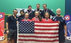 Hosts USA strike Triple-Gold in PanAm Championships