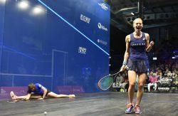 British Open Semi-Finals
