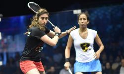 El Sherbini and El Welily set up all-Egyptian Women's World Final