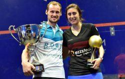 El Sherbini and Gaultier win in El Gouna