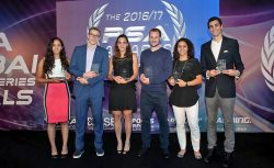 French Double at 2016/17 PSA Awards