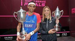 ElShorbagy and Massaro capture World Series Finals Titles