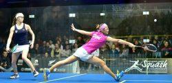 Satomi sinks Stefanoni to make World Semi in New Zealand