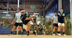 World Doubles – Day One