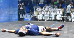 Qatar Classic – Elshorbagy claims a third crown