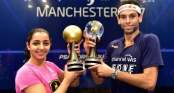 Welily and ElShorbagy crowned World Champions
