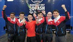 Men's World Teams Quarter-Finals