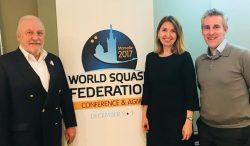 WSF & PSA Engage Weber Shandwick for Squash Paris 2024 Olympic Games Bid