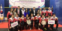 Hong Kong celebrate historic Asian Team Championship double