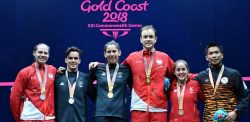 King & Willstrop Strike Commonwealth Games Gold