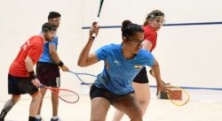 Indians & Malaysians break through as doubles action intensifies on Gold Coast