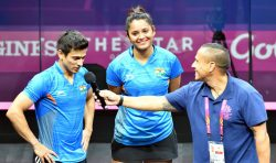 India & Hosts Australia to contest Mixed Doubles Gold Medal Final