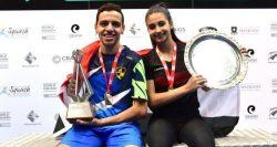 WSF World Juniors 2018 – Draws