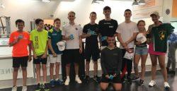 WSF & PSA's SquashFORWARD Initiative begins in Amsterdam