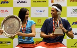 Araby & Asal celebrate Egyptian World Junior Championship double In Chennai