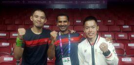Asian Games Semi-Finals