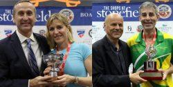 Fitz-Gerald & Davenport lead Australian World Masters Gold haul