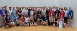 Squash Celebrates Diversity, Respect and Solidarity at the Paris 2018 Gay Games