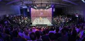 PSA and interactiveSQUASH to Bring live squash to smart courts worldwide