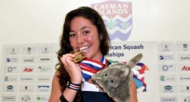 Sobhy stars at Cayman Islands Pan Am Championships