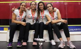 Egypt crowned Women's World Team Champions in Dalian