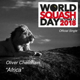 2018 World Squash Day heralded by launch of Official Single