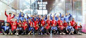 Innovative Squash Showcase captures minds of Buenos Aires schoolchildren