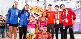 Squash's YOG Ambassadors