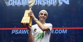 Egypt's Ali Farag wins 2018 Qatar Classic