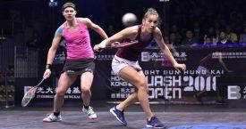 Kiwi King gatecrashes Egyptian domination in Hong Kong semi-finals