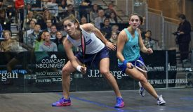 King joins seven Egyptians in ToC semis