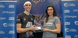 Farag and Sherbini claim ToC titles in New York