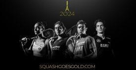 Squash Goes Gold