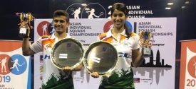 India celebrate historic Asian double as Ghosal & Chinappa strike gold
