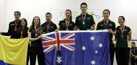 World Doubles Finals : Aussie hat-trick on the Gold Coast
