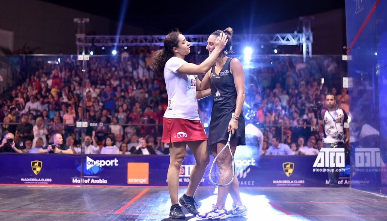 CIB PSA World Tour Finals : FINALS – World Squash