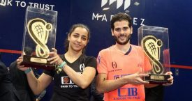 CIB PSA World Tour Finals : FINALS