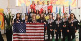 Hosts Canada strike Gold at PanAm Juniors
