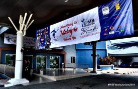 WSF World Juniors under way in Kuala Lumpur
