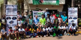 'Not A Four-Day Thrill' Says Kenya Squash Ambassadors Host