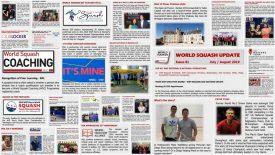 World Squash Update #81