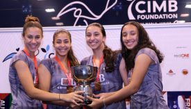 World Junior Teams Final : It's Egypt again