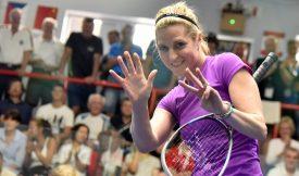 Squash Legends : Sarah Fitz-Gerald