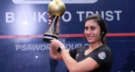 Egypt's El Sherbini Claims Fourth World Championship Crown