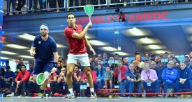 Day ONE: Seeds safely through opening matches