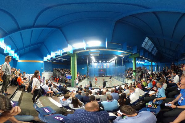 The Hasta La Vista Club in Poland will host the postponed 2020 WSF Masters