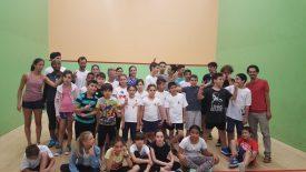 SquashBond Programme