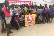 Egoli Squash's 'Women in Squash' Initiative