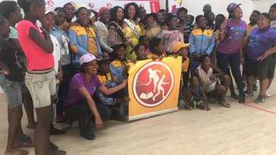 Egoli Squash's 'Women in Squash' Initiative
