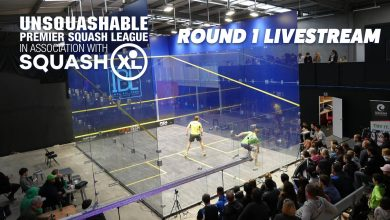 Unsquashable Premier Squash league